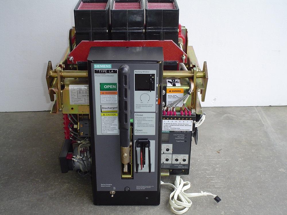 Siemens Switchgear - Voyten Electric & Electronics