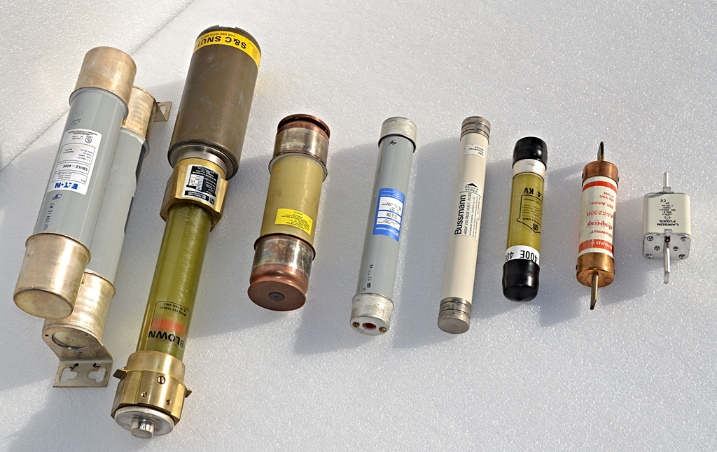 Electrical Fuses - Voyten Electric & Electronics